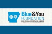 Blue and You Foundation logo