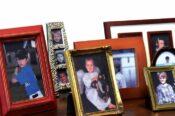 Paula Cunningham photos of son